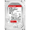 "WESTERN DIGITAL 3.5"" HDD SATA-III 8TB 5400rpm 256MB Cache, CAVIAR Red"