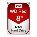 "WESTERN DIGITAL 3.5"" HDD SATA-III 8TB 5400rpm 64MB Cache, CAVIAR Red"