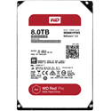 "WESTERN DIGITAL 3.5"" HDD SATA-III 8TB 7200rpm 256MB Cache, RED Pro"