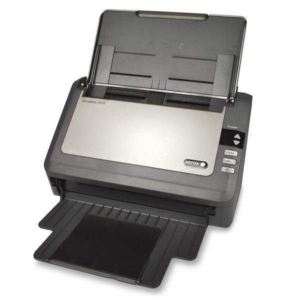 XEROX Docuscanner Documate 3120, 50 oldal ADF, Usb 2.0, duplex, 20 lap/perc (ff), 600 dpi