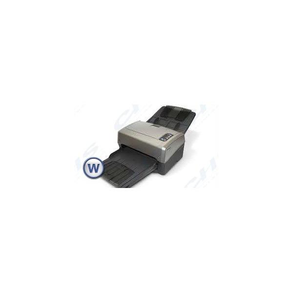 XEROX Docuscanner Documate 4760 VRS Pro, 60 lap/perc, 600 dpi, 24 bit színmélység, duplex, Kofax VirtualReScan Pro-val t