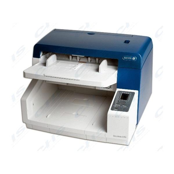 XEROX Docuscanner Documate 4790 600 dpi, 24 bit színmélység, USB 2.0, 90 lap/perc, ADF 200, 15.000 lap/nap, Kofax Virtua
