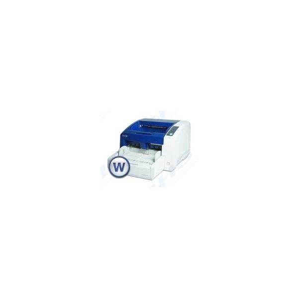 XEROX Docuscanner Documate 4799, 100 lap/perc, 600 dpi, 24 bit színmélység, USB 2.0, ADF 350 lapos adagoló, Kofax Virtua