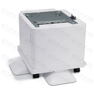 XEROX PHASER 4600/4620 2000-SHEET HIGH CAPACITY FEEDER WITH PRINTER STAND