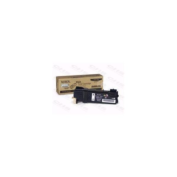 XEROX Toner Phaser 6125 fekete 2000/oldal