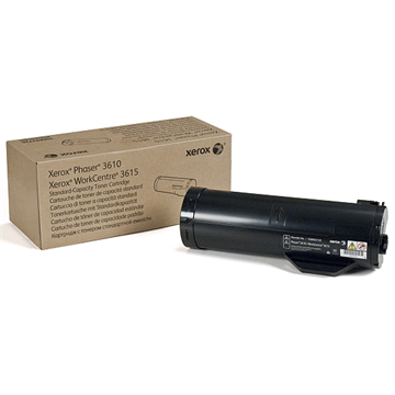 Xerox Toner Cartridge DMO Standard Capacity Phaser3610 / WorkCentre3615, 5900 oldal, fekete