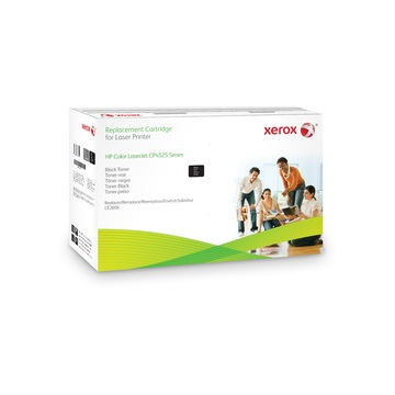 Xerox toner kompatibilis (CE260X) Color LaserJet  CP4025/CP4025N/4025DN/CP4525N/4525DN/4525XH Sold by Xerox