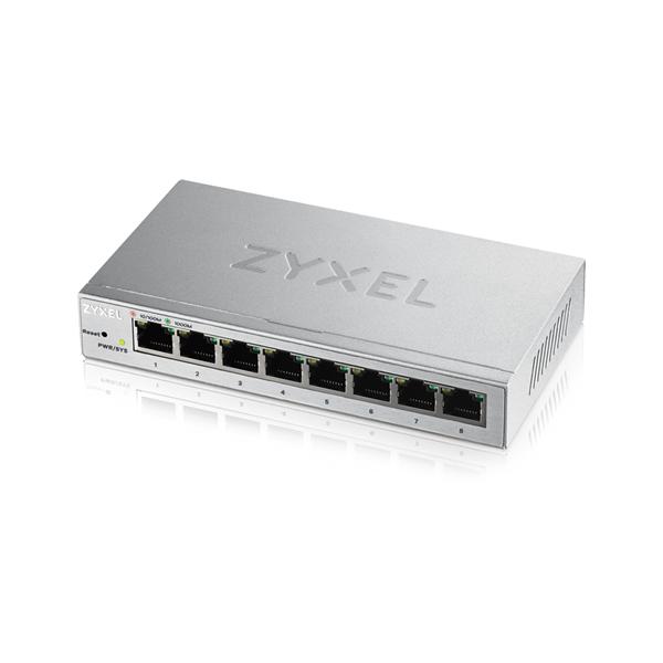 ZYXEL Switch 8x1000Mbps webmanaged switch